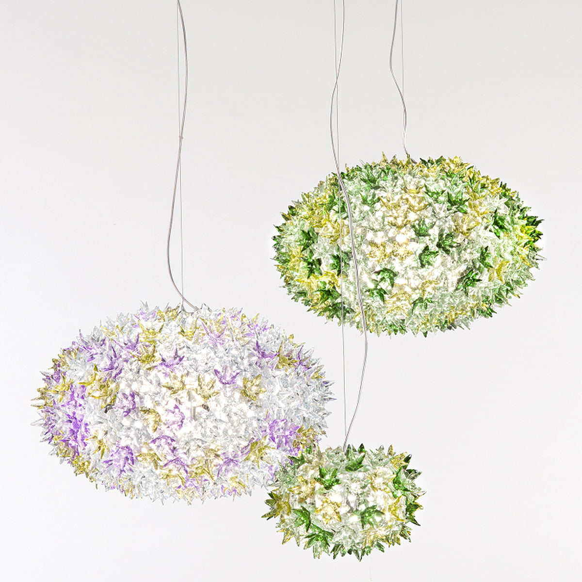Suspension lumineuse bloom kartell boutique - Kartell boutique paris ...