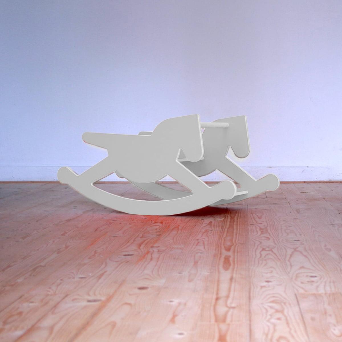 kaether weise doppel hoppel cheval bascule. Black Bedroom Furniture Sets. Home Design Ideas
