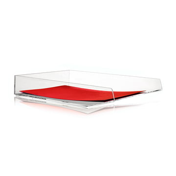 Nomess - Bannette Clear Paper Tray A4