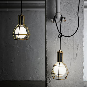 Design House Stockholm - Work Lamp, or - lumineux