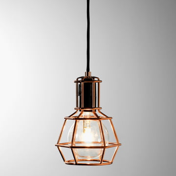 Design House Stockholm - Work Lamp, cuivre