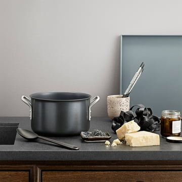 Black Line set de casseroles d'Eva Trio
